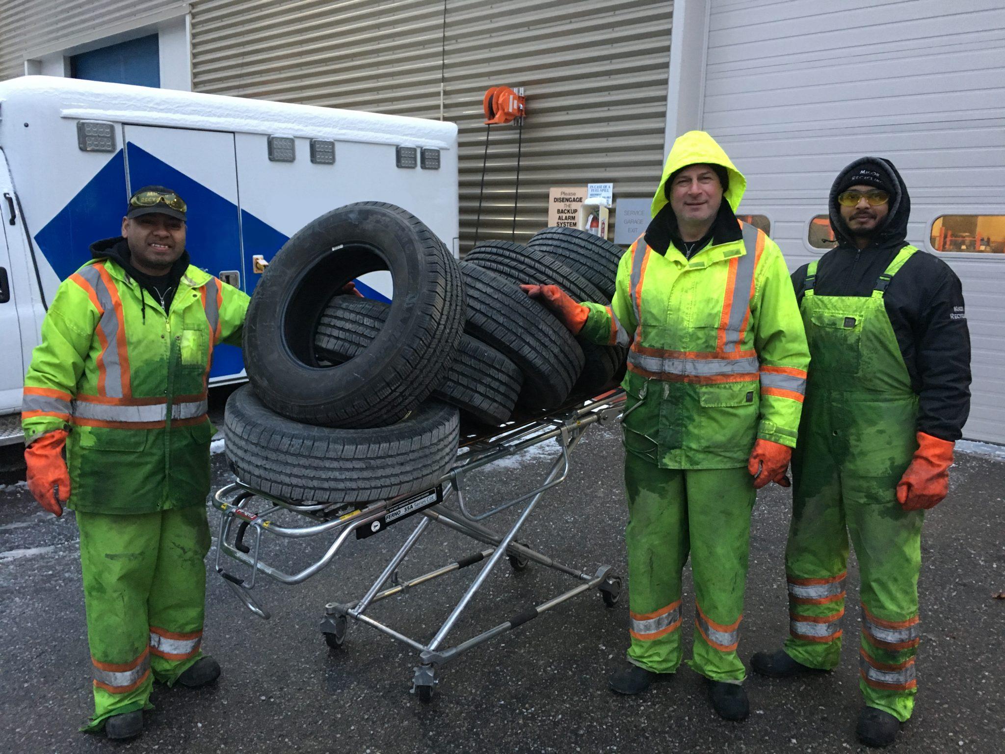 Micor Recycling Team